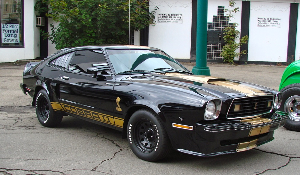 Ford Mustang Second Generation Wikipedia Autos Post