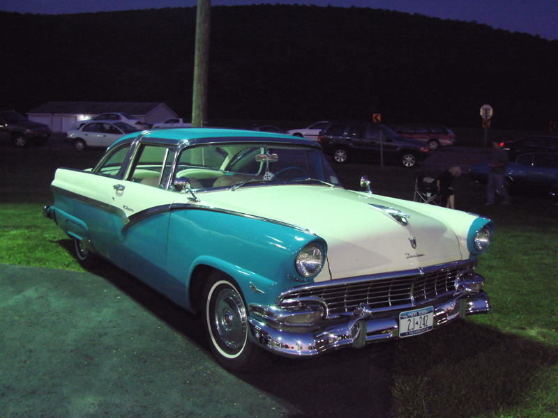 ChilsonWilcox Cruise Night Painted Post NY Collectible Car - Chilson wilcox car show