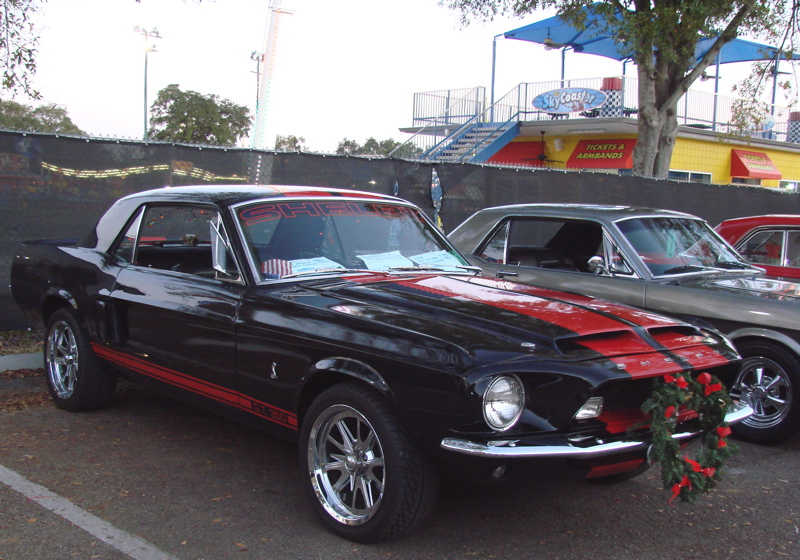 SHELBY GT OLD TOWN CRUISE NIGHTS KISSIMMEE FL - Old town kissimmee florida car show