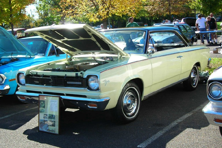 1966 rambler rogue my nostalgia 60 s 70 s and on