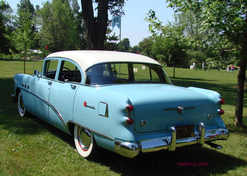 1954 buick special four door sedan sonnenberg gardens
